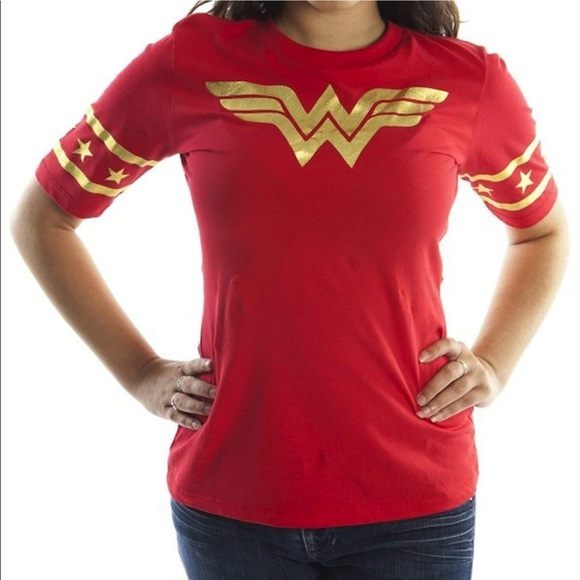 DC Comics Tops - DC Comics Wonder Woman Shirt